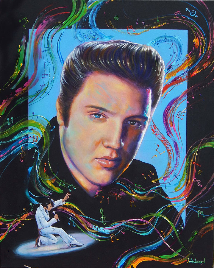 """""""Elvis; The Music is Alive"""""""