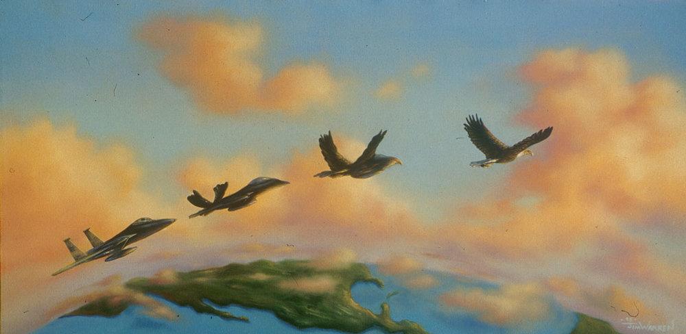 """""""Fly Like an Eagle"""""""
