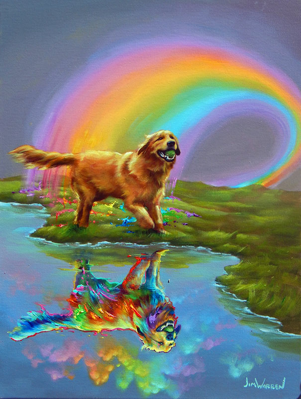 """""""Gold at the End of the Raibow"""""""