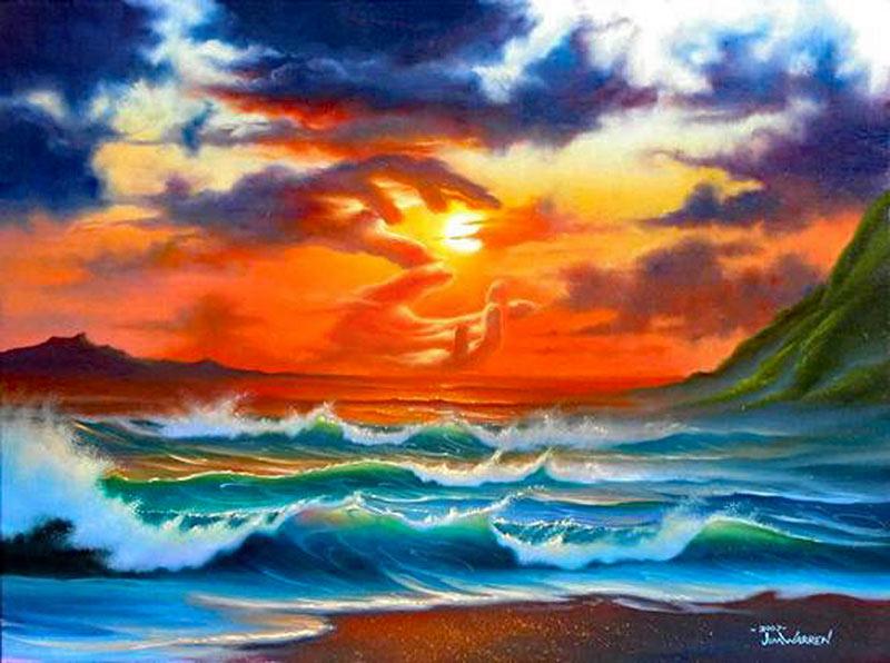 """""""Heavenly Skies"""""""