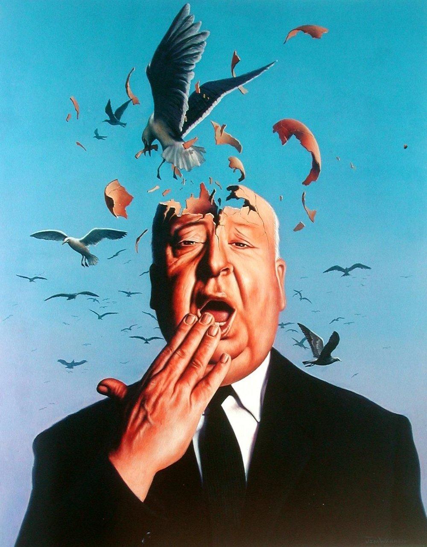 """Hitchcock's Birds"""