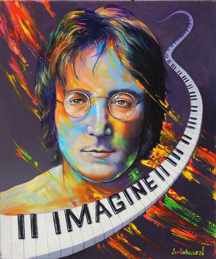 """""""John Lennon: Imagine"""""""