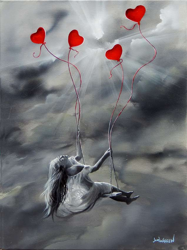 """""""Lifted by Love"""""""