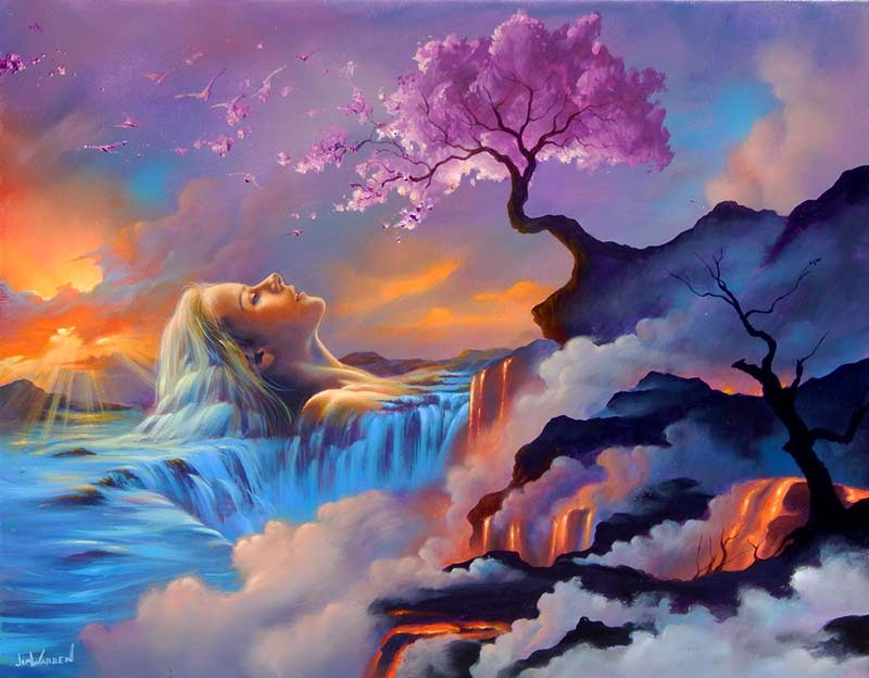 """""""New Dawn of Mother Earth"""""""