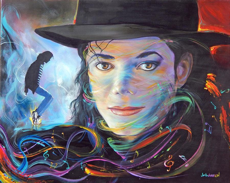 """""""Michael's Multi-Colored Music"""""""