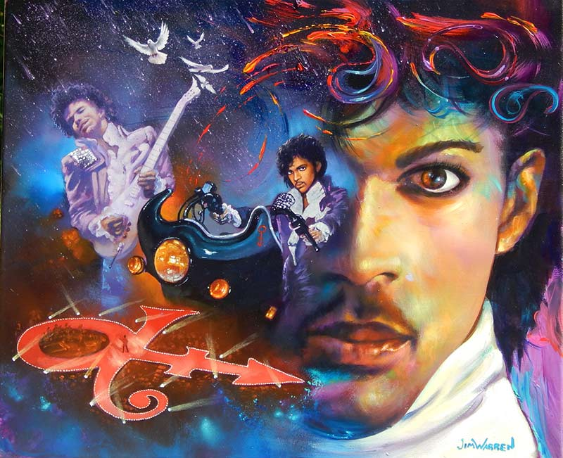 """Prince - Purple Rain"""