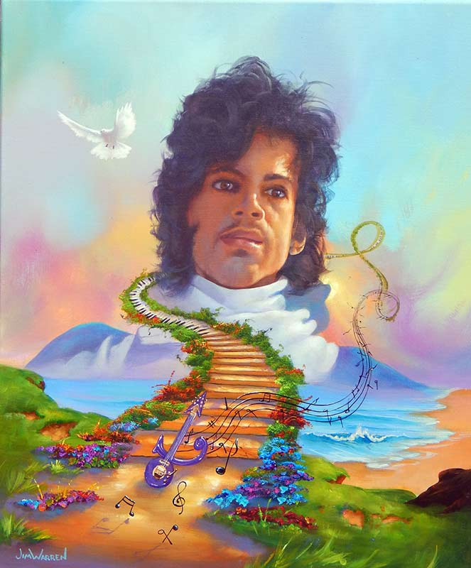 """""""Prince - The Music Lives On"""""""