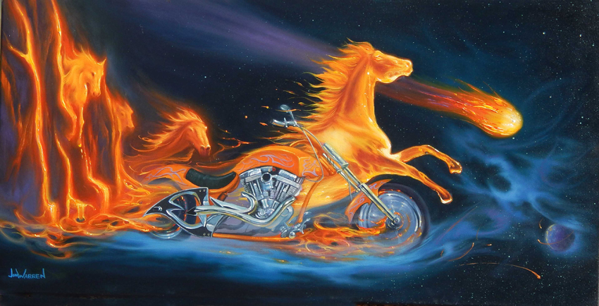 """""""Ride the Fury"""""""