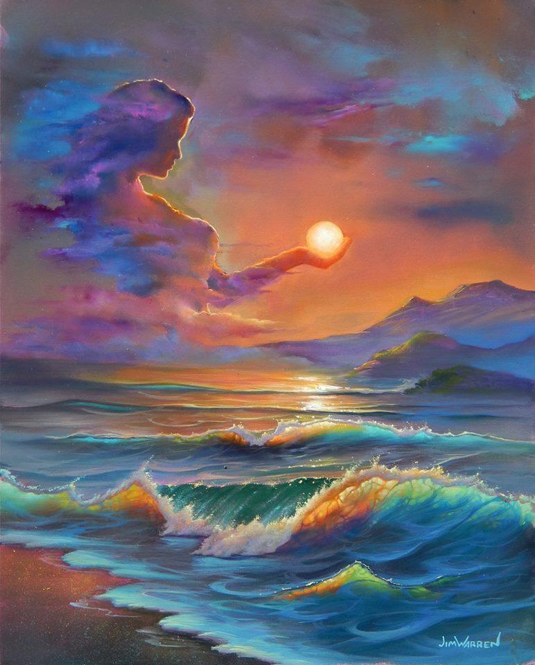 """Mystic Sunset"""