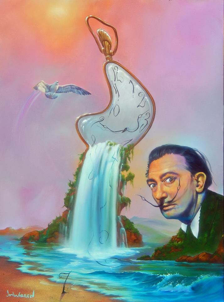 """""""The World on Dali Time"""""""