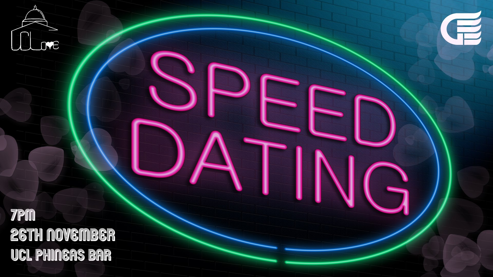 speed dating ucl