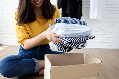 HOW TO SAVE BY GETTING RID OF THE EXCESS