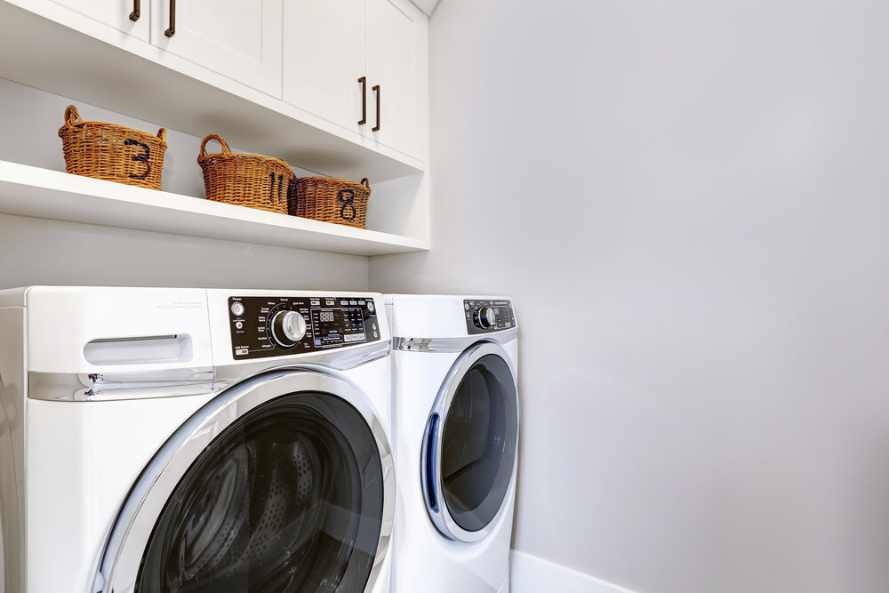 BUYING A NEW WASHER AND DRYER