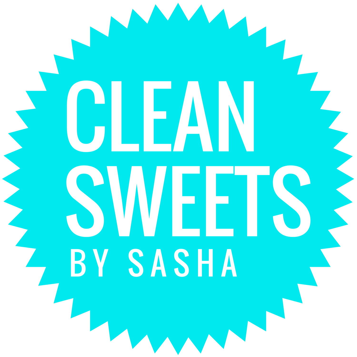 Clean Sweets by Sasha