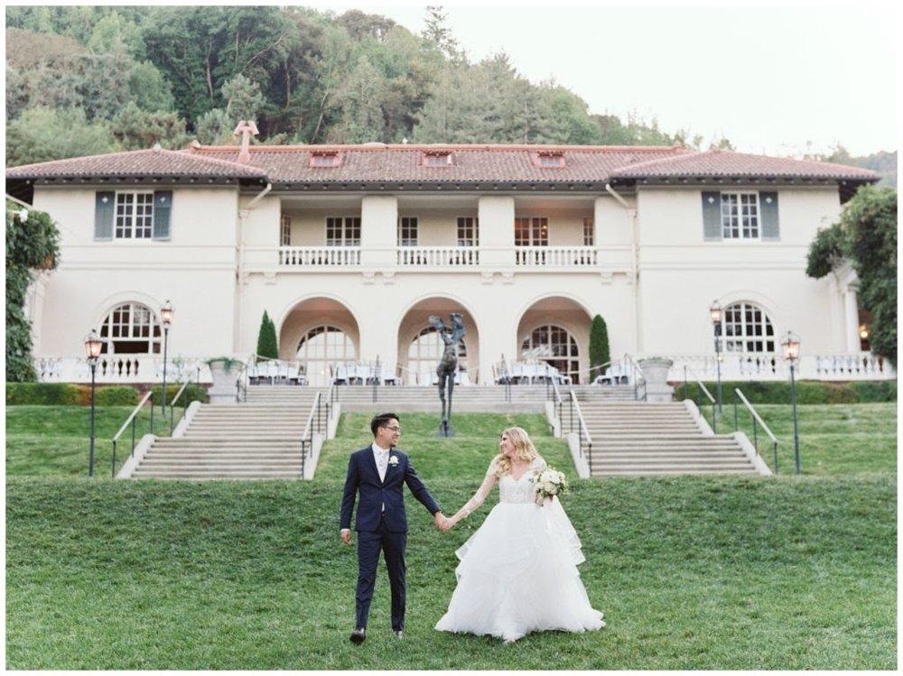 Kaitlyn & Victor | Villa Montalvo