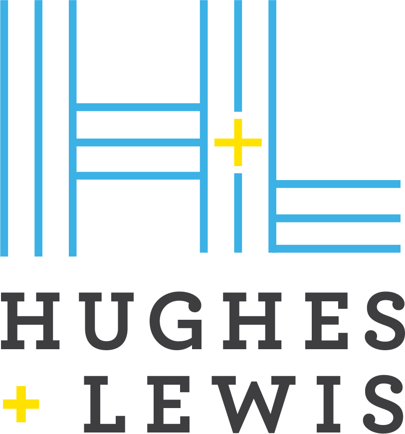 Hughes and Lewis—Legal services shaped for you