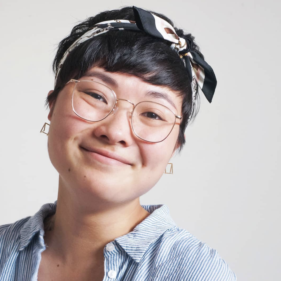 Kei Ogasawara - D E S I G N E R & O R G A N I Z E RHey! I'm a co-organizer at Gather and visual designer at We the Collective where I get to feed my creative passion. Most days you can find me crying over posts on Dogspotting, spooning pints of ice cream, or curating my Guys with Guitars playlist on Spotify. I'm also a firm believer of the oxford comma–fight me (fight me).