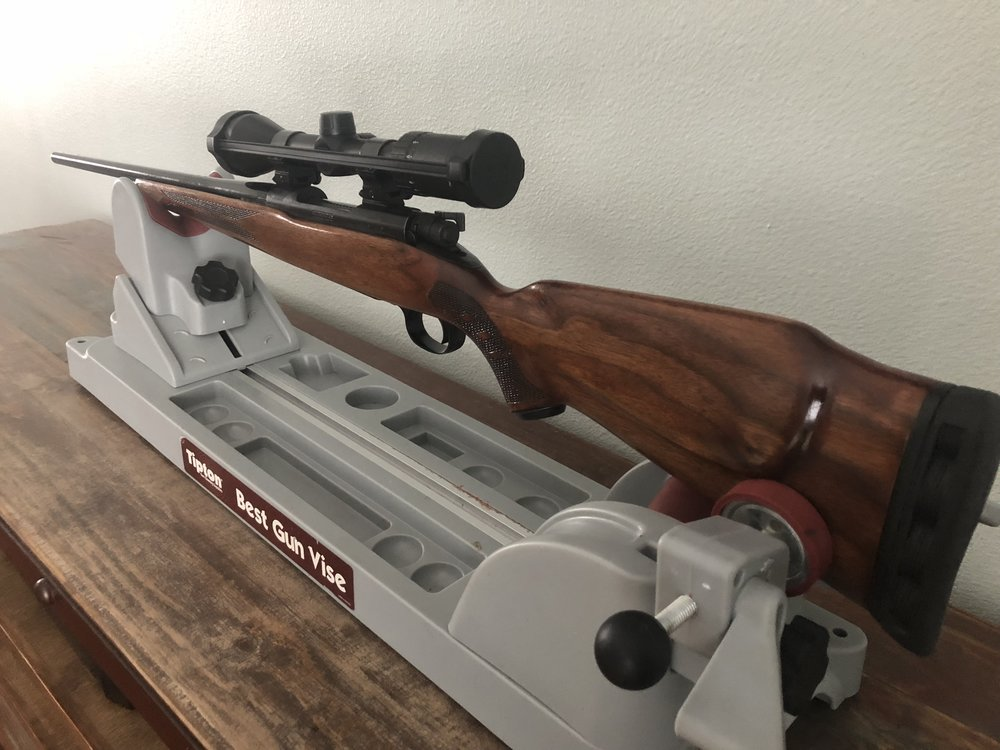 Refinished Winchester Model 70