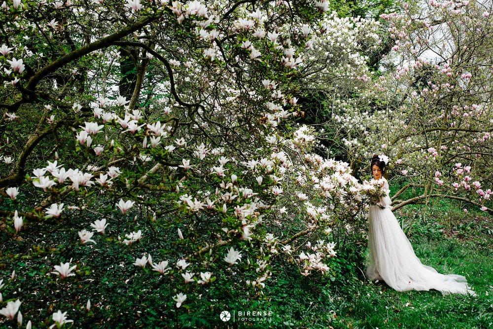 Portret fotosessie magnolia lente trouwen bij Birense Fotografie-1.jpg