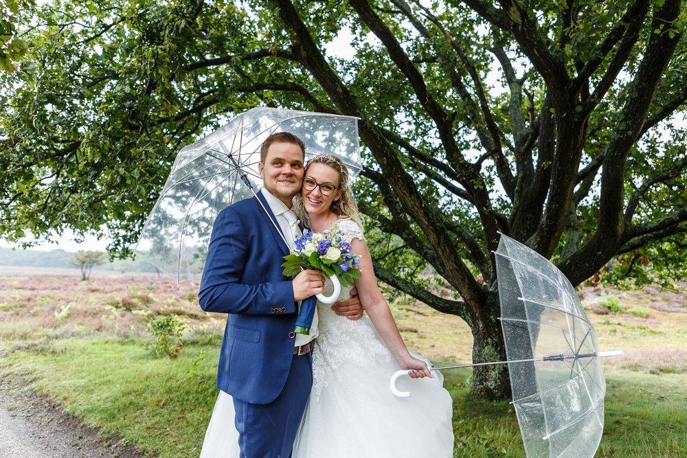 Bruidsfotografie trouwreportage op de heide Hilversum by Birense Fotografie (6 van 20).jpg