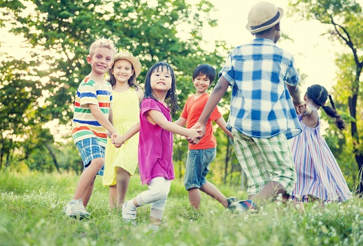 Practising Social Cohesion in Childhood