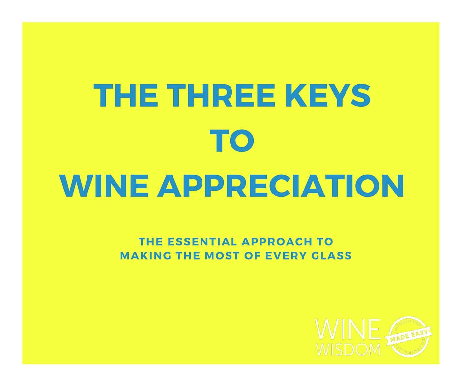the Three keys to wine appreciation.jpg