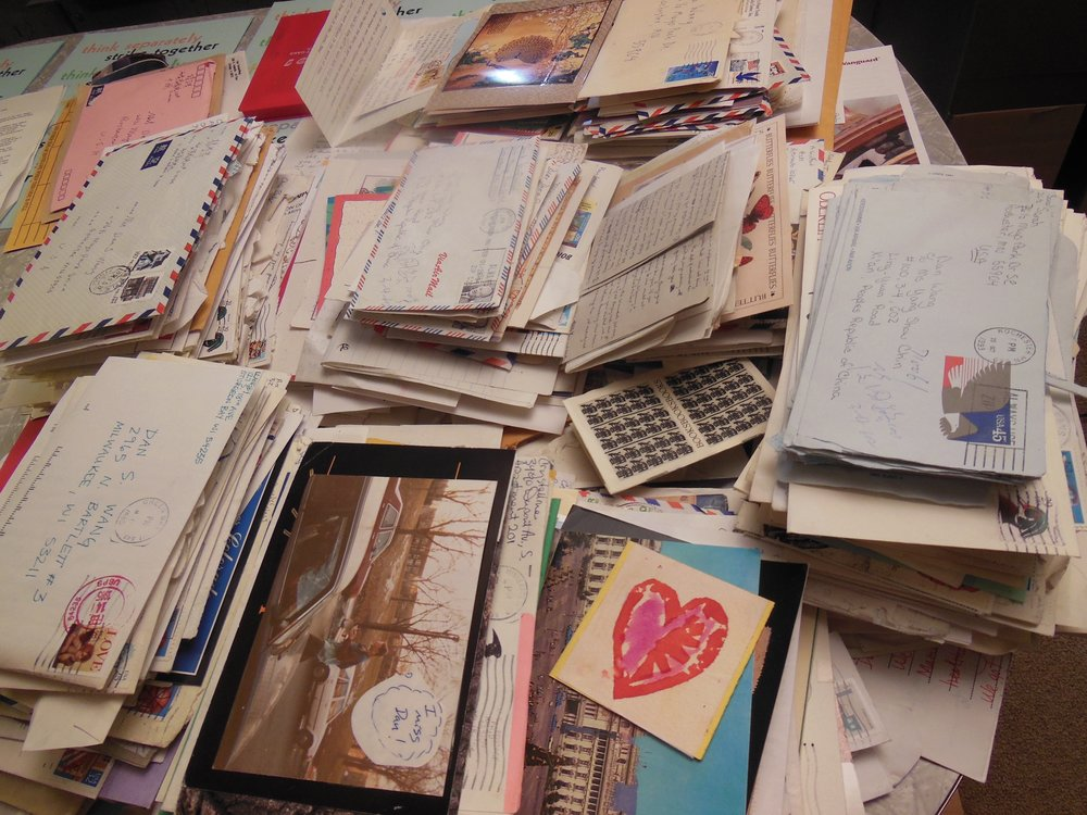 snail mail? email me for an address