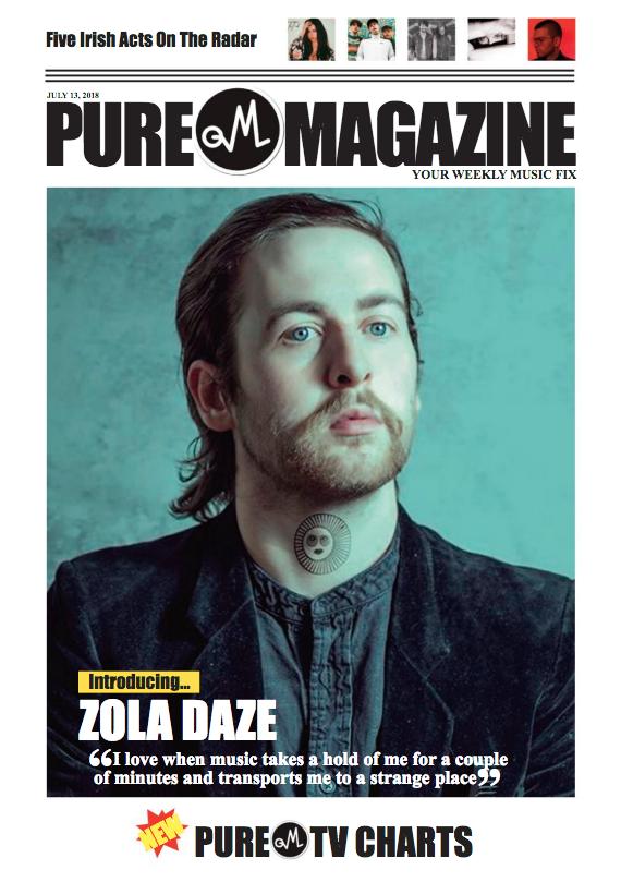Zola Daze Music PR Dublin Vamp and Fade.png