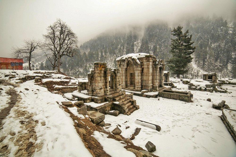 Kashmir Heritage Tour -