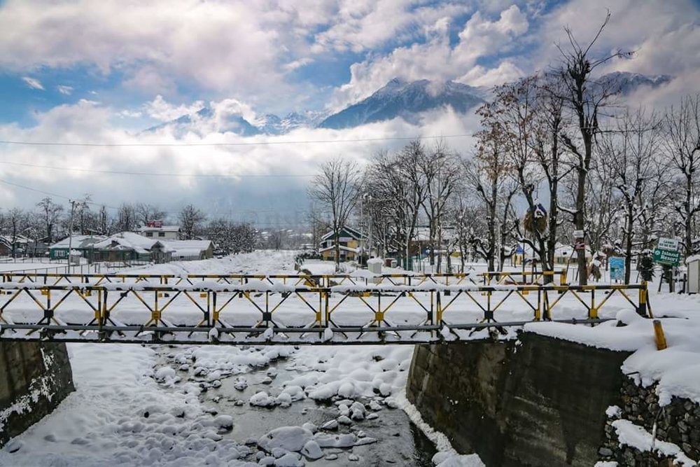 Kashmir Winter Tour -