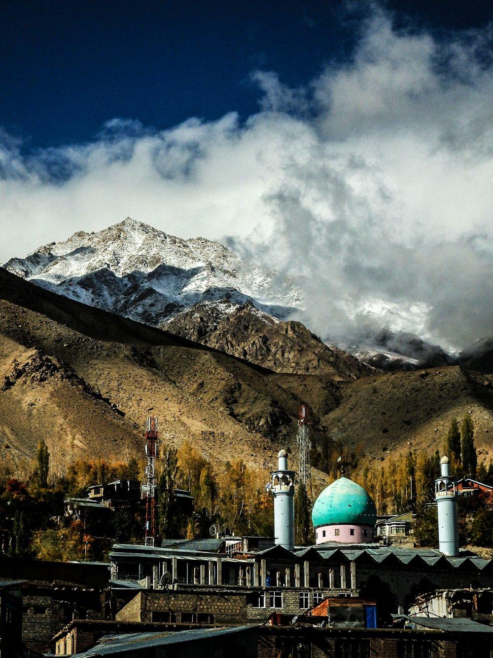 Mosque in Kargil