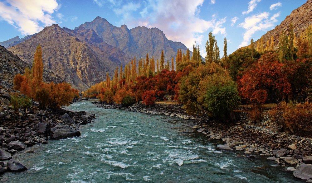 The Suru River