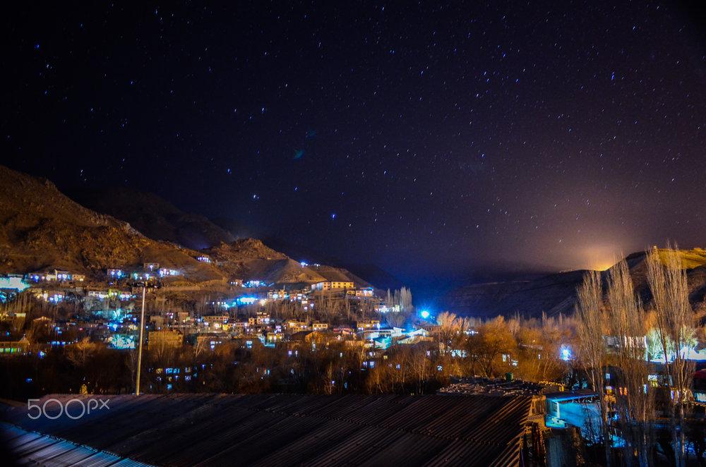 Kargil under the stars