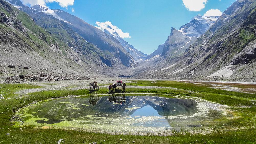 Great Himalayan Traverse -