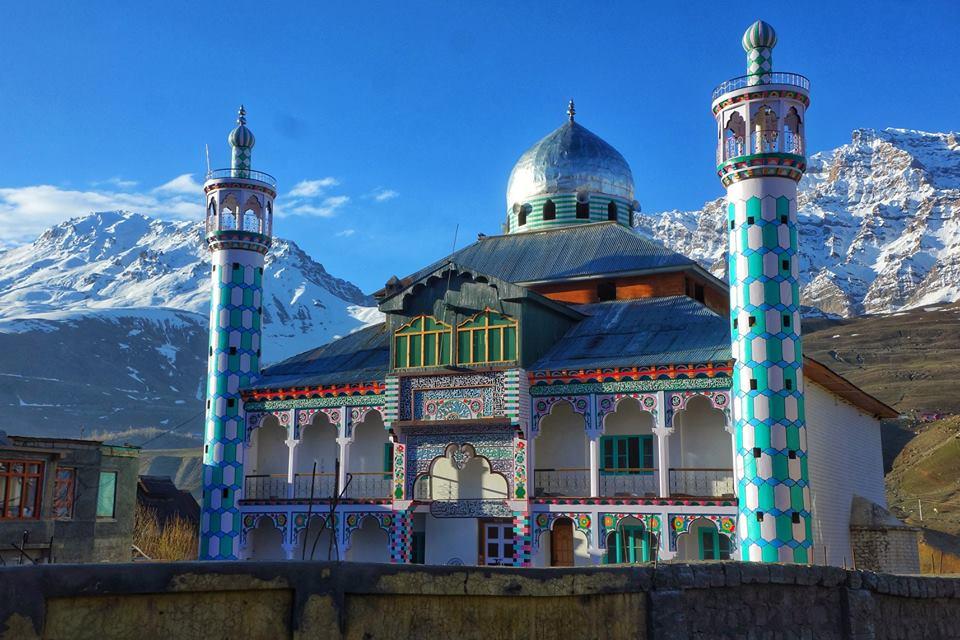 drass-mosque