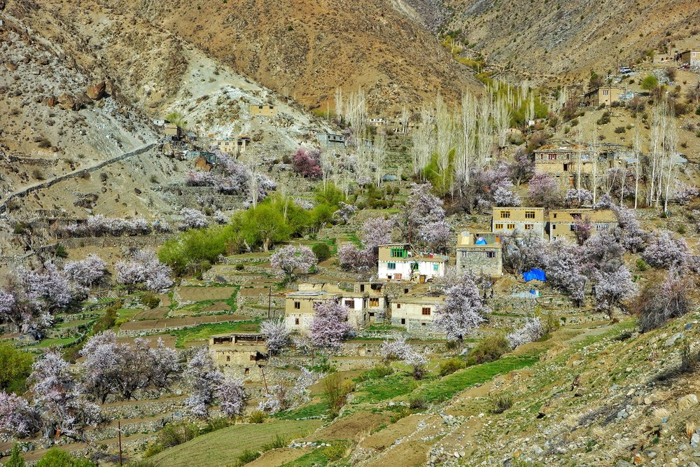 The Hundarman Village