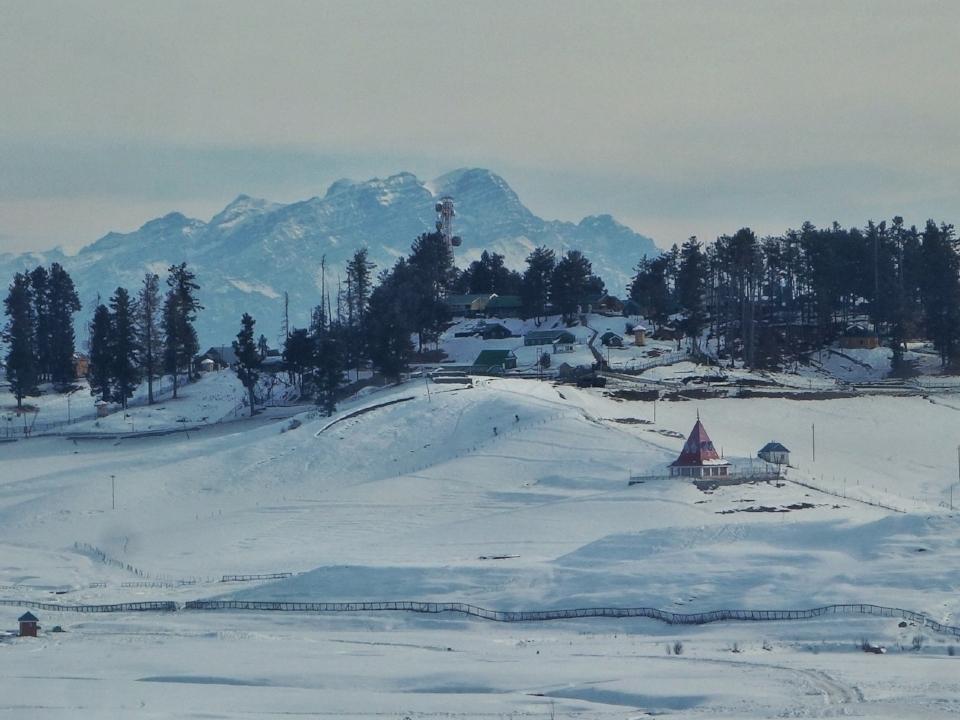 Gulmarg Peak Spotting -