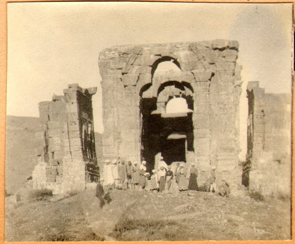 The Temple in 1913