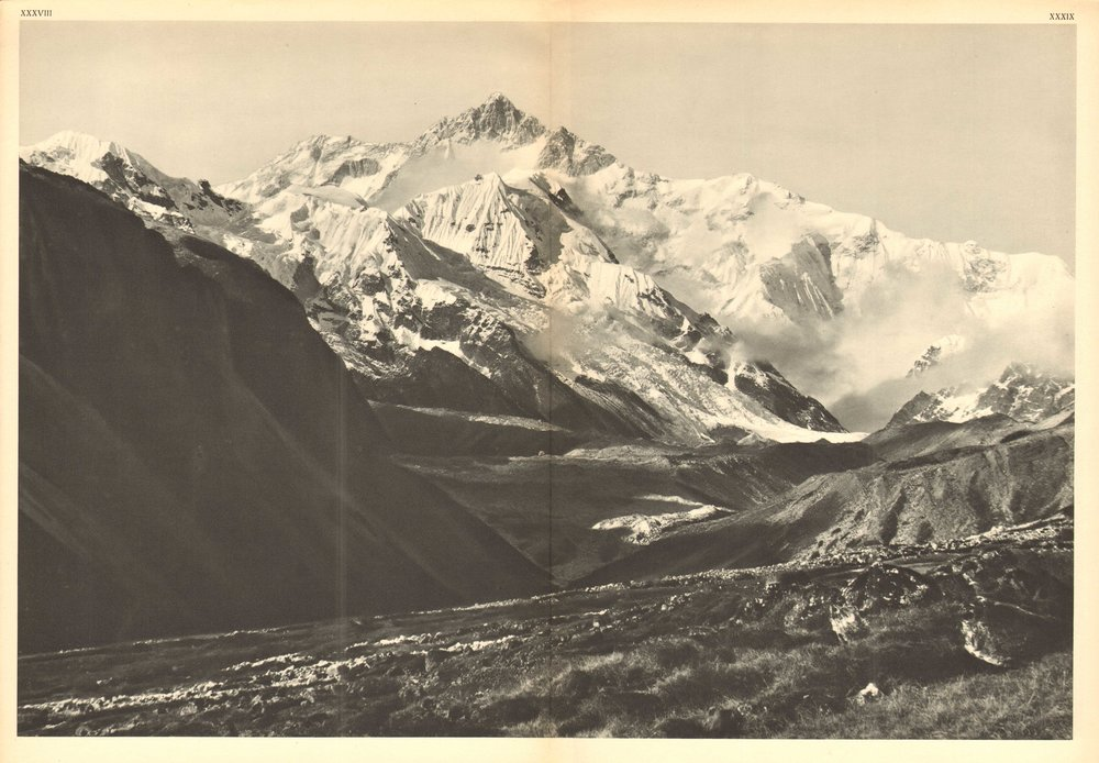 The Kanchenjunga