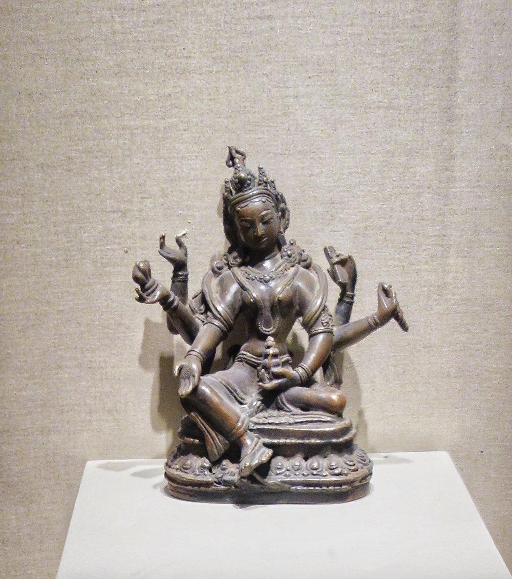 Tara : 9th Century, Bronze