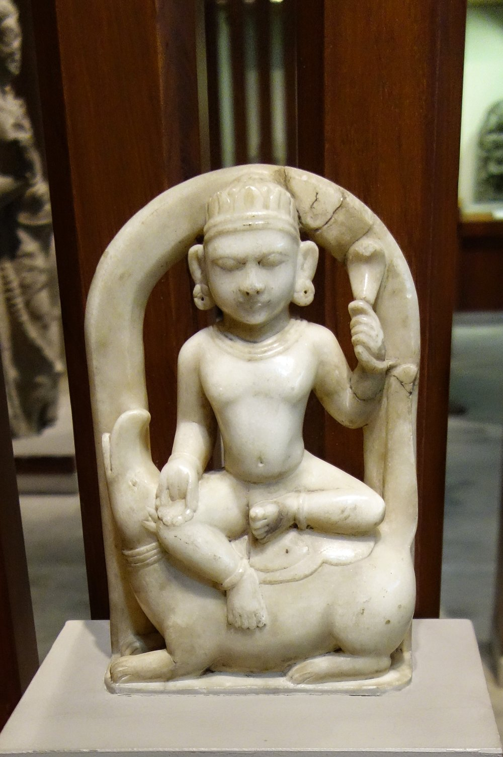 Varuna : 9th Century, Stone