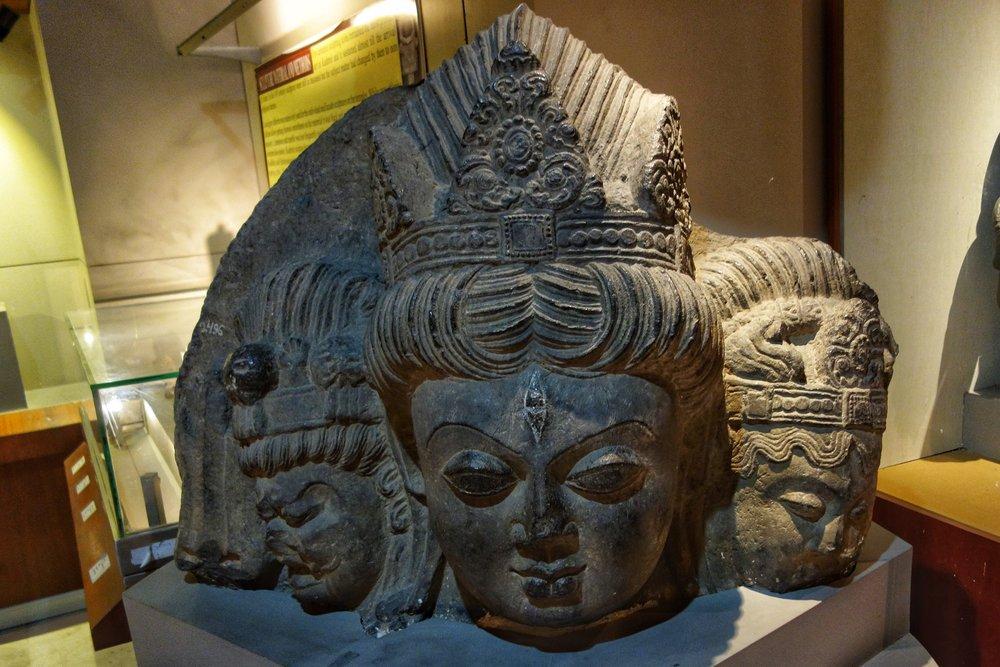 Shiva : 10th Century, Stone, Gupkar, Srinagar