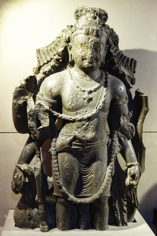 Kartikeya : 6th Century, Stone, Bij Behara