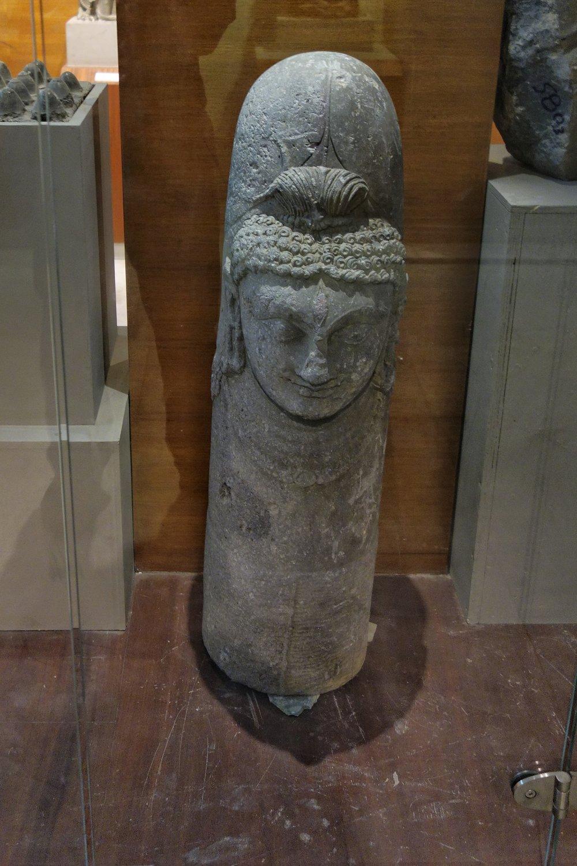 Ek Mukh Linga : 7th Century, Harwan (Recent find)