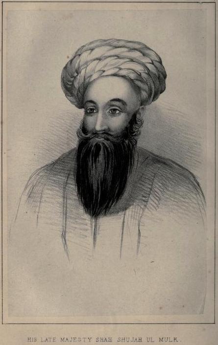 Shah Shuja Durrani