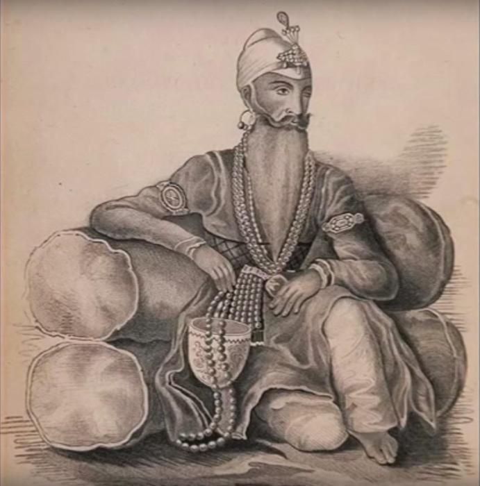 The Sher E Punjab : Maharaja Ranjit Singh