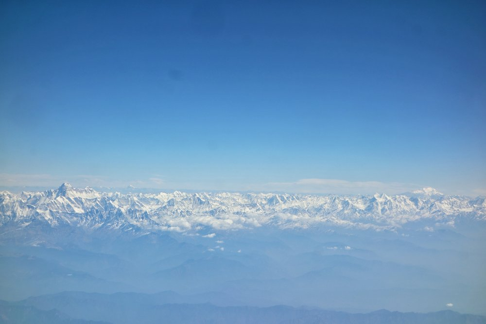 The Holy Mountains of the Himalayas : The Nanda Devi and the Kaliash Parbat