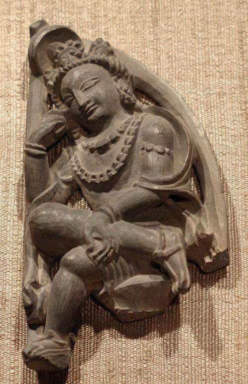 Bodhisattva in Contemplative Pose