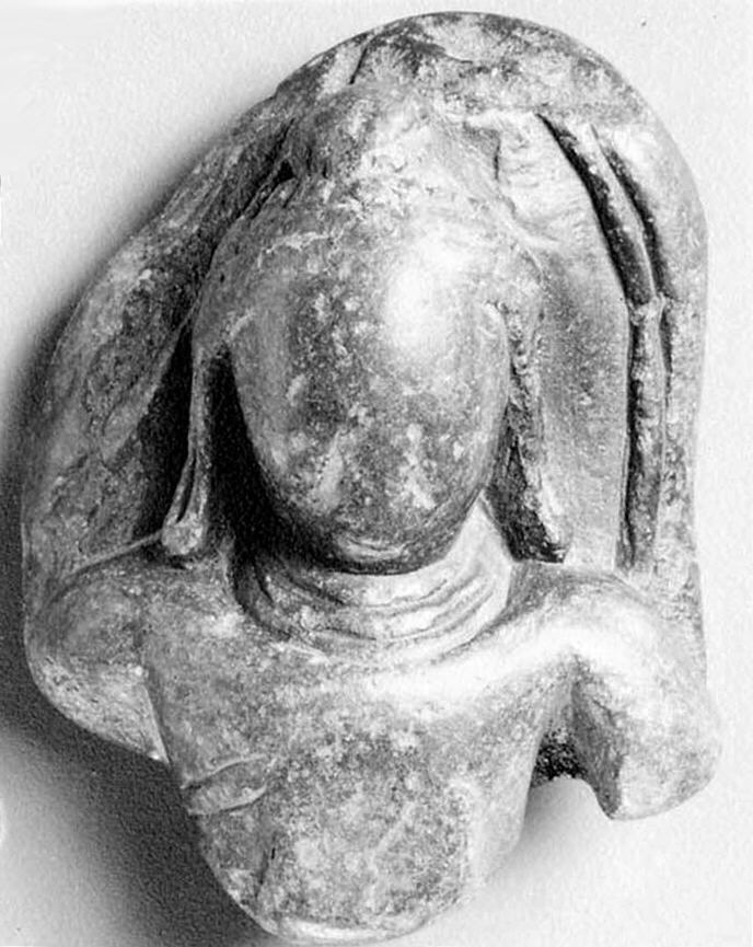 Buddha Bust