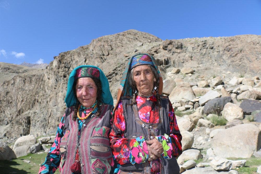 Wakhi Old Women
